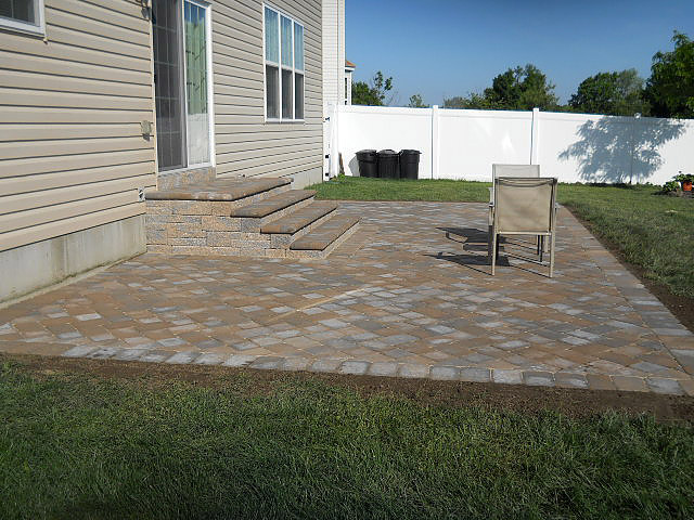 Patio Pavers InstallationPatio Designs Block Paving Think - Ep henry patio